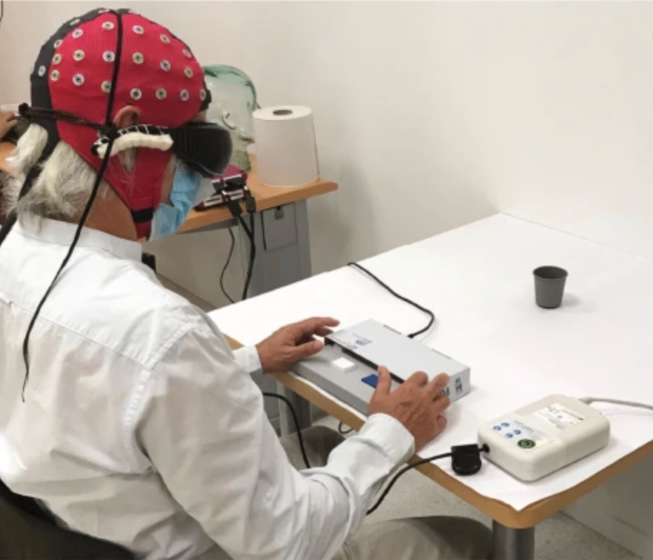 Optogenetic therapy lets blind person see